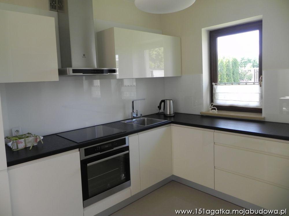Blog MojaBudowa pl Dom AGATKA BEZ GARAŻU buduje 151agatka   -> Kuchnia Amica Budowa